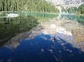 Reflections in Lake O'Hara