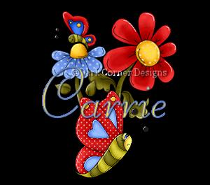 dcd-Carrie-Summer Flower