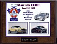 SAAC 33rd Annual All Ford Show 1st Place 92 FHP 1164 6-6-08
