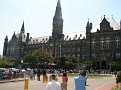 Georgetown University @ Washington DC.