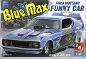 AMT #21726P Blue Max Mustang Funnycar