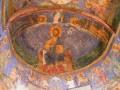 Frescos in Mirozhsky Monastery
