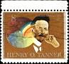USA 1973 Henry O  Tanner