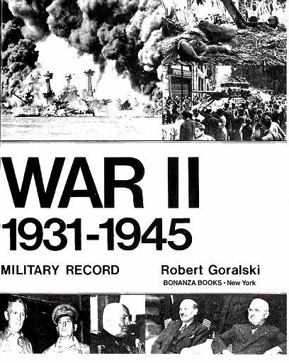 PAGE 03 - WORLD WAR II ALMANAC