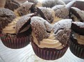yum! Choc butterfly cakes ♥