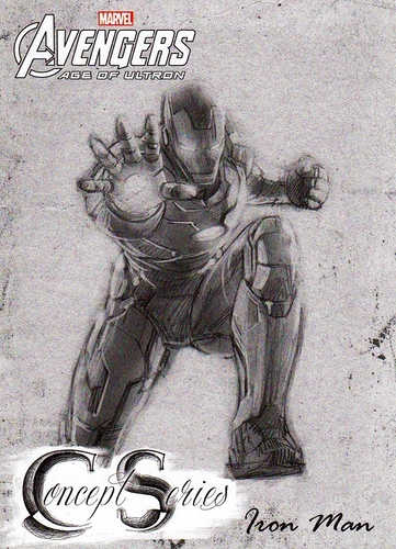 Avengers Age of Ultron Concept Series #C-05 (1)