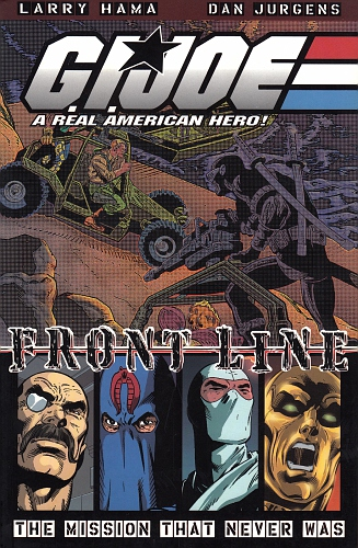 GI Joe Front Line Volume 1