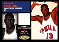 Jersey Mickeal Pietrus 2003-04 Fleer Tradition