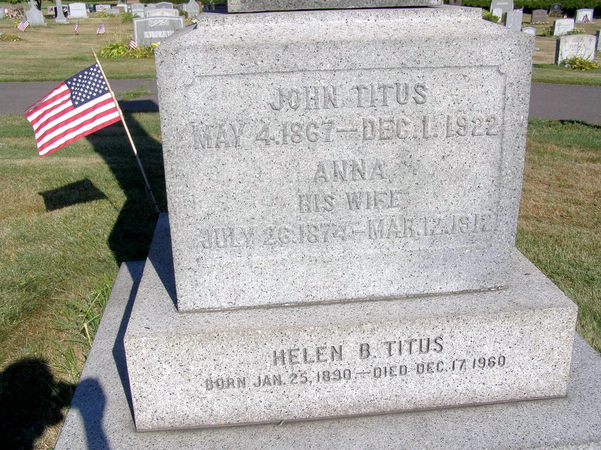 EAST WINDSOR - ST CATHERINE'S CEMETERY - TITUS - 02.jpg