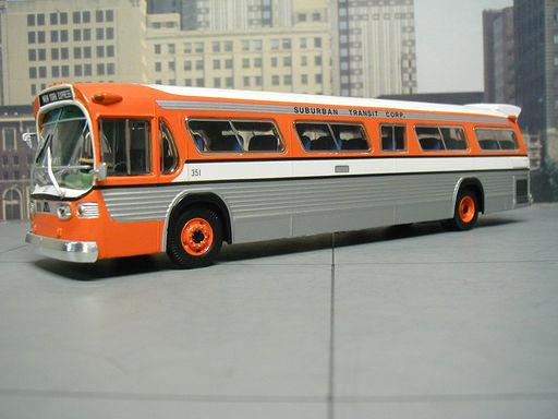 Suburban Transit Corp. New Brunswick New Jersey