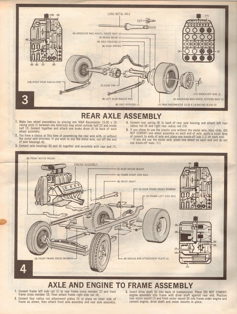 Photo: File2   REVELL Sanitary T Bucket Double Car Kit Revell ...