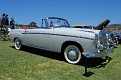 1957 Mercedes-Benz 220S Cabriolet owned by Leonard and Gretchen Busse