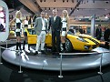 2002 Ford GT at the 2002 NAIAS