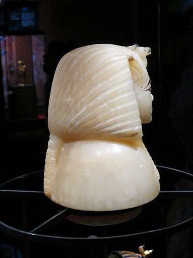 Canopic Jar Calcite Stopper5