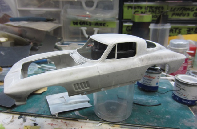1967 Corvette Stingray 427p.c. SHOP Release 040-vi