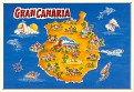 00- Map of Gran Canaria