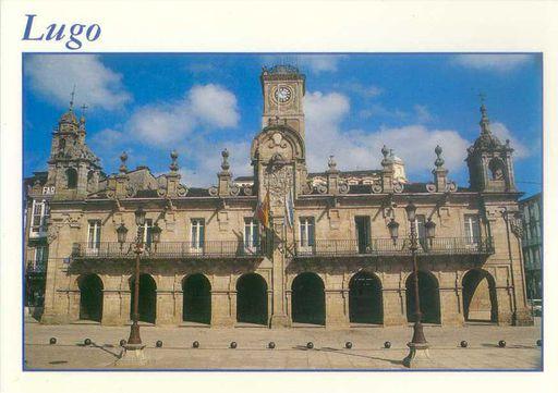 PALACIO DEL AYUNTAMIENTO DE LUGO 1