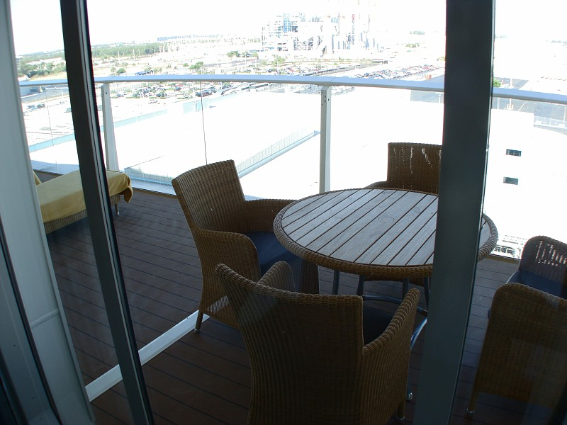 Owners Suite  Balcony