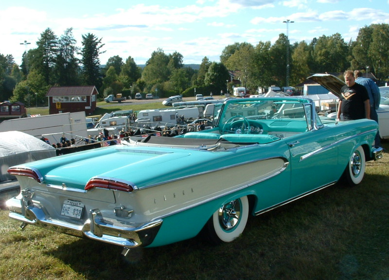 Edsel Pacer -58