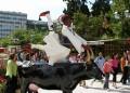 Cow parade Greece 2006 (7)