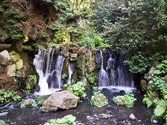 Jussowscher Wasserfall
