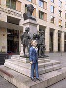 Denkmal des Komponisten Julius Otto