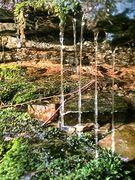 Wasserfall in der Hölle