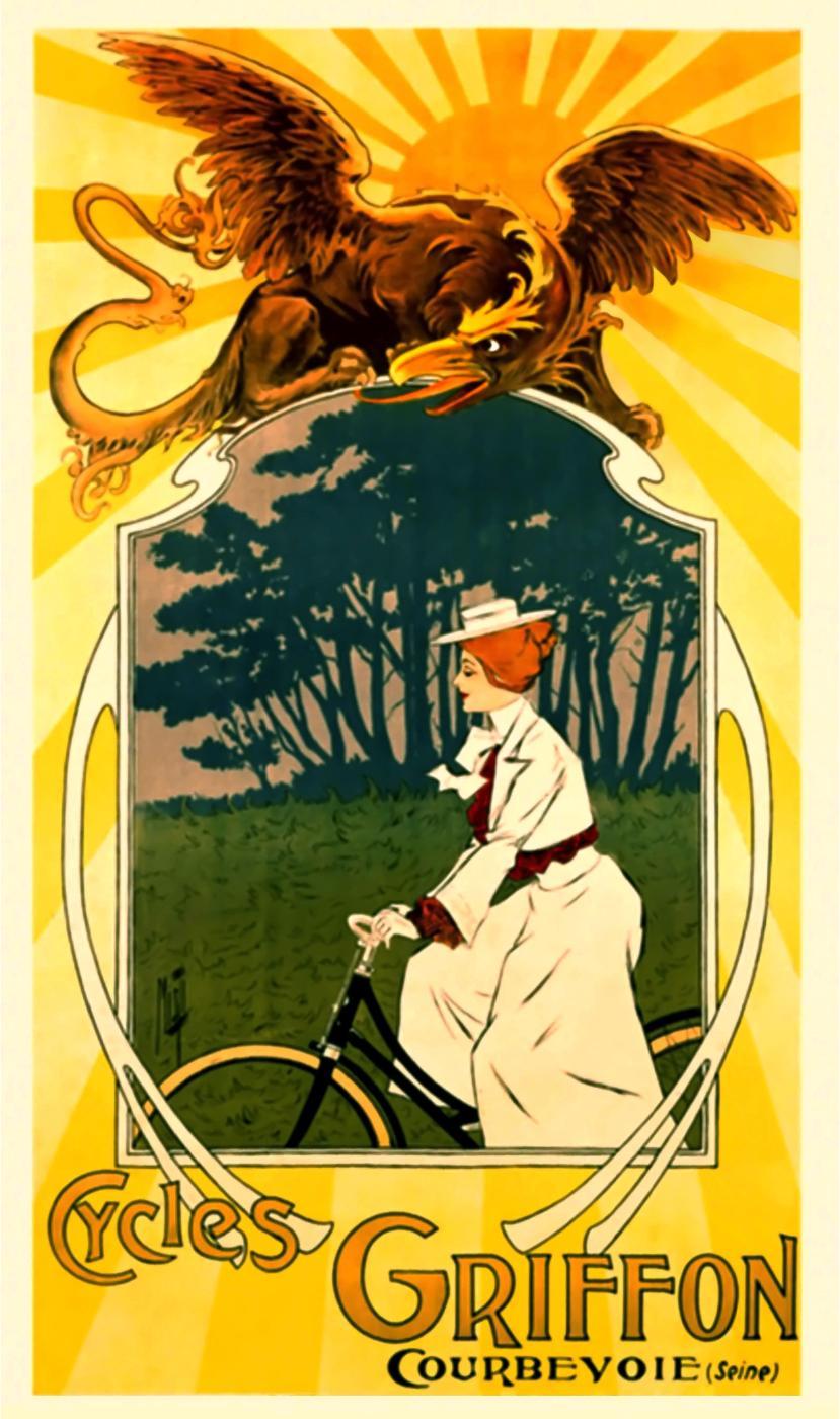 Griffon cycles