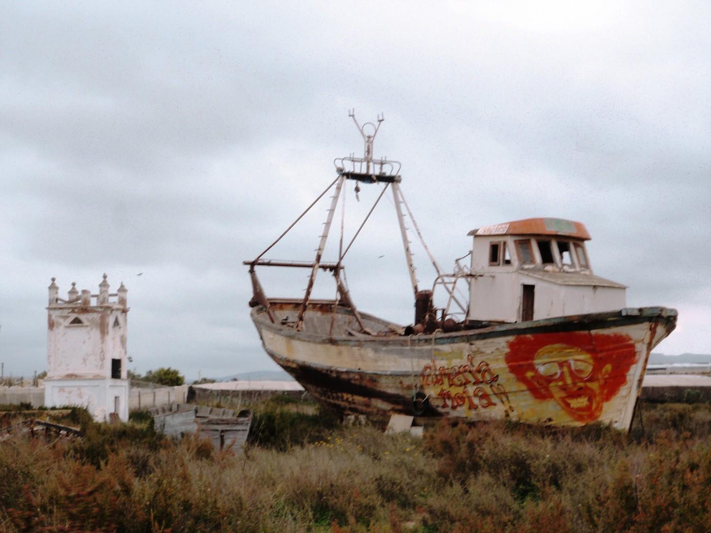 El barco de un pirata :-)