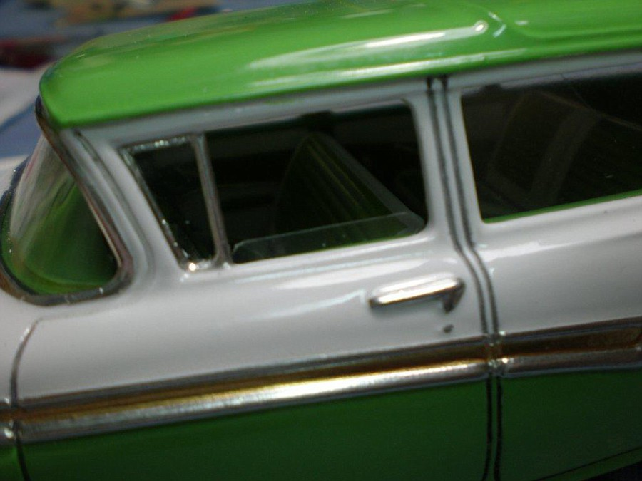 Photo: 1957 Ford fairlane station wagon (56) | Ford 1957