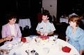 Unknown, 1LT. Steve Dunn, Unknown. Fort Monroe Officers Club, between 1985-1987.