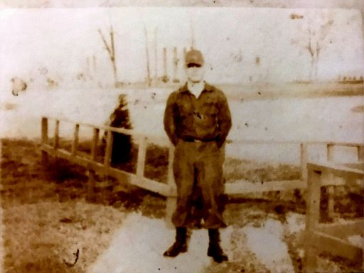 72-Terry Carver Basic at Ft Campbell