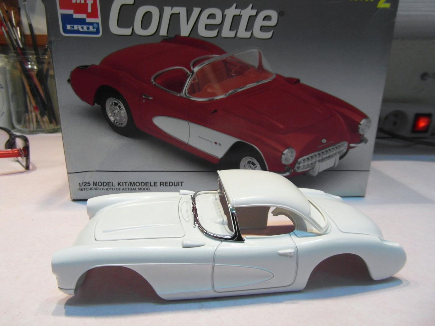Corvette Sebring 57 terminée  128-vi