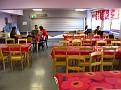 Cafeteria at Stadion Hostel.