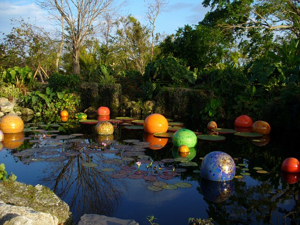 Miami - Chihuly at Fairchild