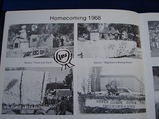 FayetteIaHighSchool1969Annual006