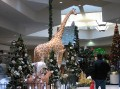 Briarwood Mall Christmas Decorations