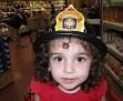 Jr. Firefighter - for the first time