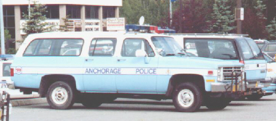 AK - Anchorage Police
