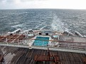 Over the Stern from Twelve Deck