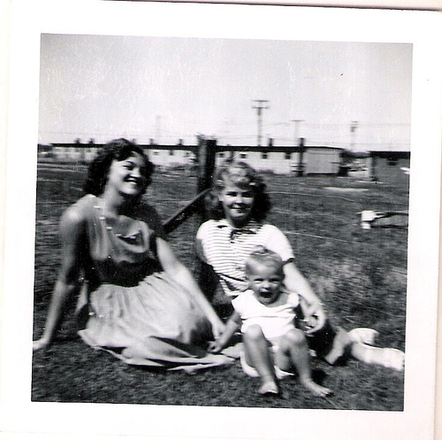 148-Imogene King-Laxton, Donna Humbarger, and Mom