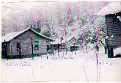 0105 - Photo of the Appalachian Camp at Clinchmore, TN about 1940's to 1950's