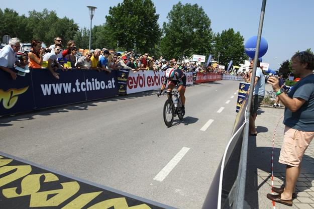Cancellara in action