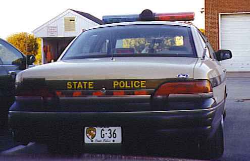 MD - Maryland State Police 1993